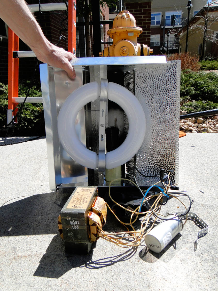 Super Energy Efficient Induction Lighting Peterson Electric Wiring 101 Israstreekradiomeanderfmnl