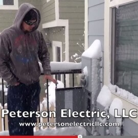 Where Not To Put An Electrical Panel on or near your Deck
