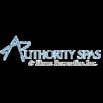 authority spas logo